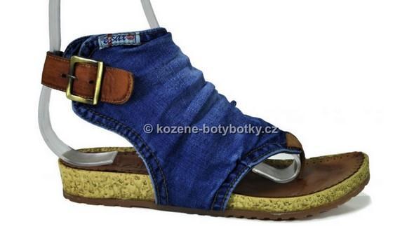 riflove sandalky