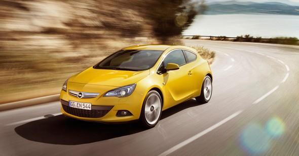 Nový model vozu Opel Astra