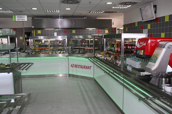 AZ Restaurant Brno