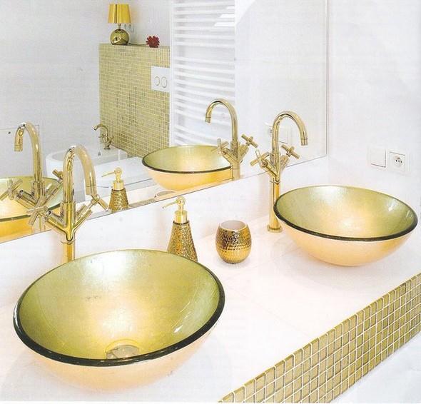 Moderní vzdhled koupelny