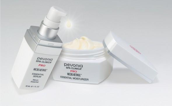 Kosmetika s antioxidantem Retinol