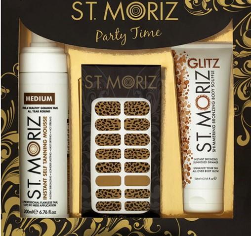 Balíček St. Moritz