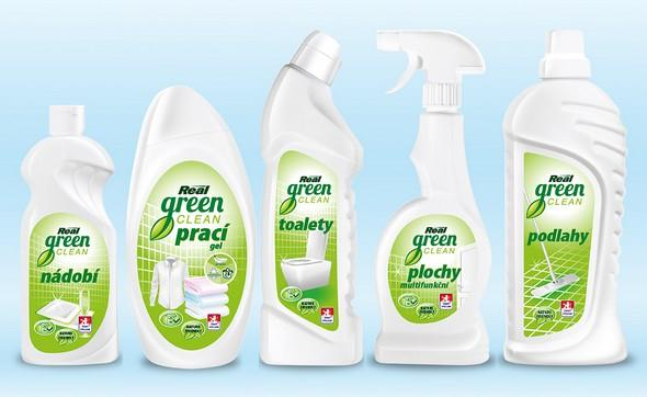 setrne cistici prostredky Real green