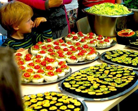 Pokrmy z živého raw jídla jsou chutné a rozmanité