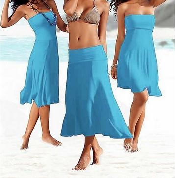 Praktické šaty 4 v 1