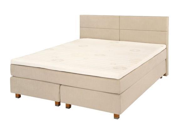 Luxusní kontinentální postel Cube