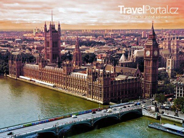 Vydejte se na víkend do Londýna