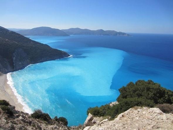 Řecké ostrovy nabízejí nepřeberné množství pláží
