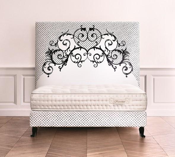 Luxusní vysoká postel Insolance