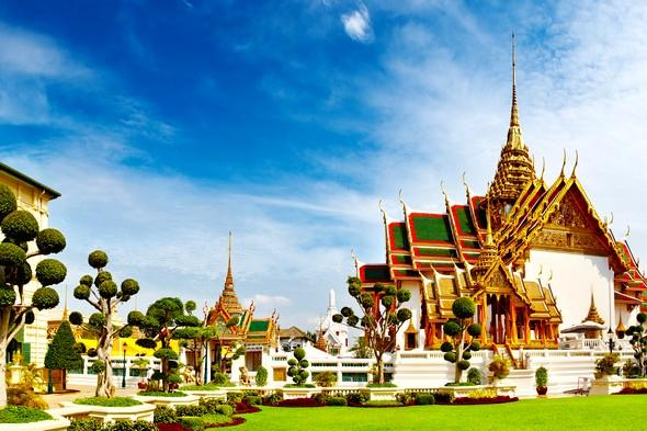 Thajske historicke mesto