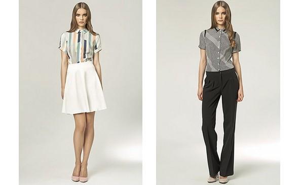 Trendy oblečení nejen do kanceláře 398ea35f18