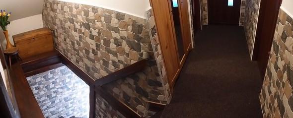 krasny interier penzionu Styl