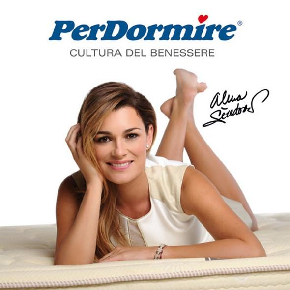 Na matraci PerDormire spí i Alena Šeredová