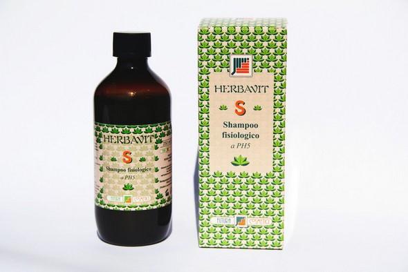 Bylinný šampon HERBAVIT
