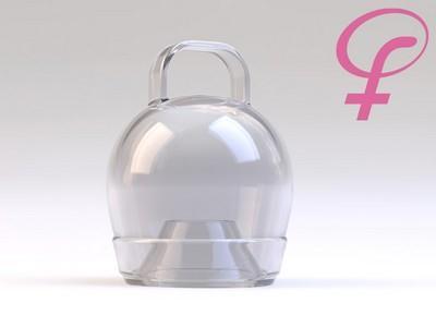novinka menstruační kalíšek FeemmyCycle