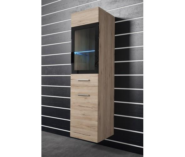 dlouha zavesna koupelnova skrinka