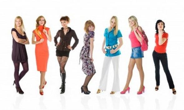 Модели одежды для молодых