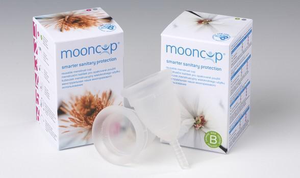 Menstruační kalíšky Mooncup