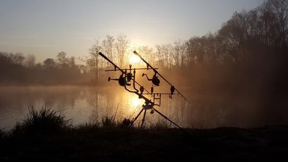 """Staré přísloví praví: """"Čas strávený na rybách se do života nepočítá"""""""