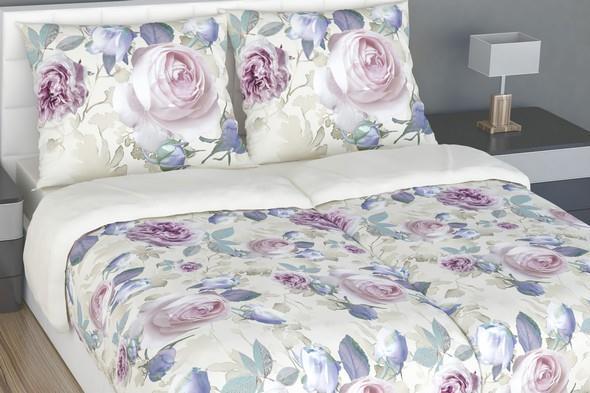 romanticke luxusni povleceni s ruzemi