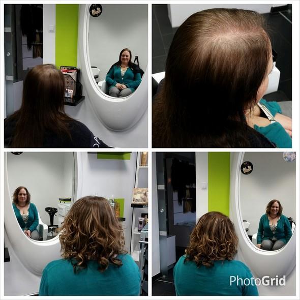 zahušťování vlasů metodou ExtendMagic