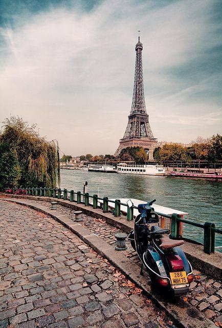 Prohlédněte si krásy Paříže