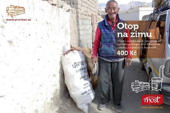 charita pro Tibet