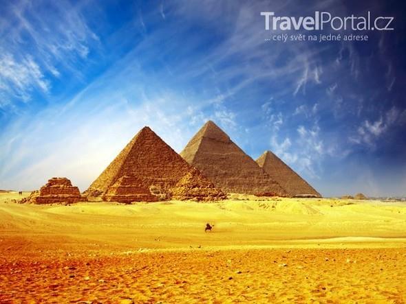 Krásy Egypta