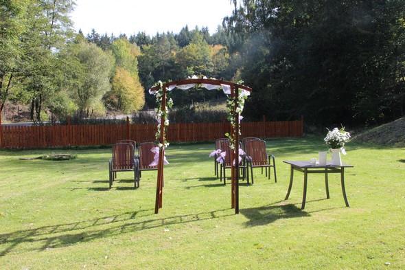 Svatební pergola