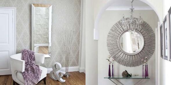 designove zrcadlo